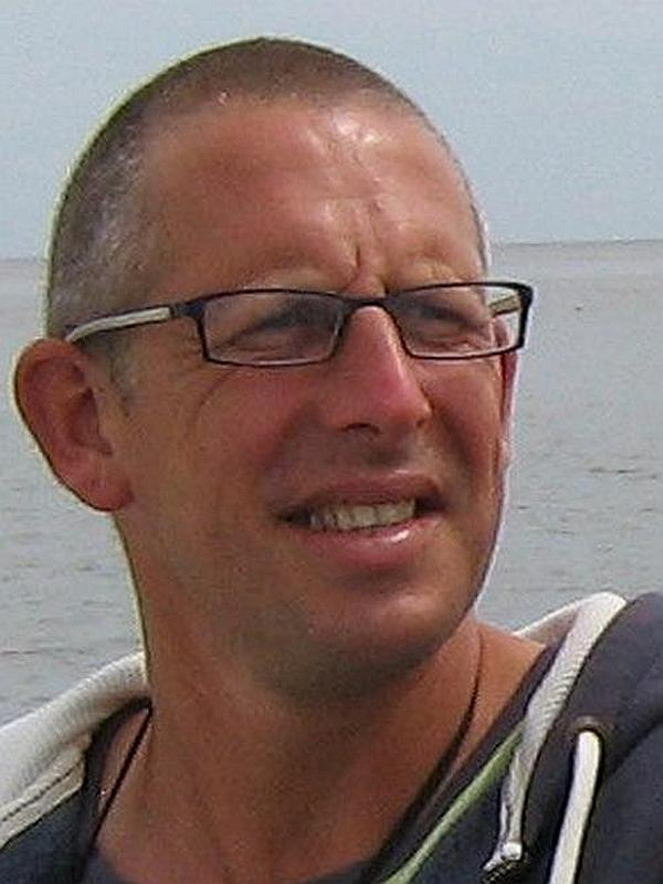 Sportmasseur Arjan Wes