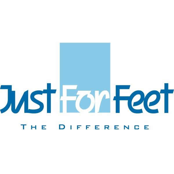 Logo Just for Feet Ede