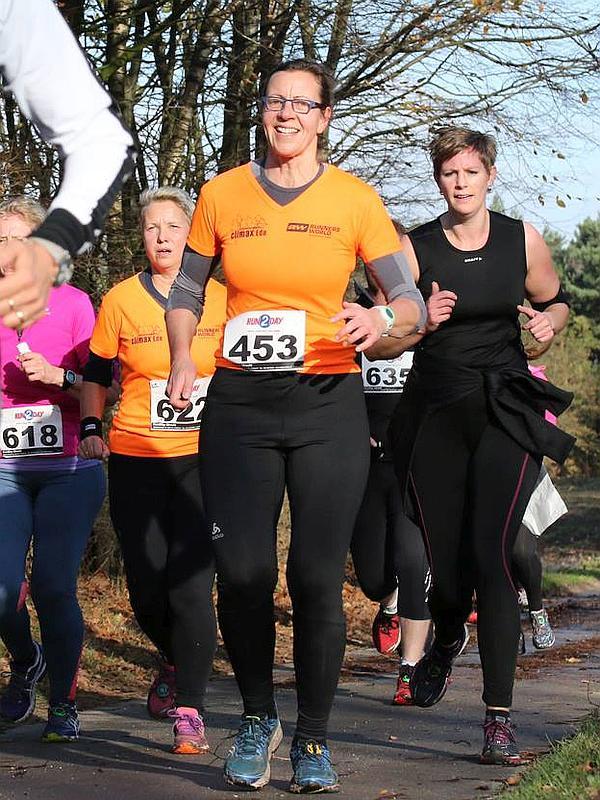 Willemijn Ridderbos, teamlid Roparun Team Climax Ede (Team 211)