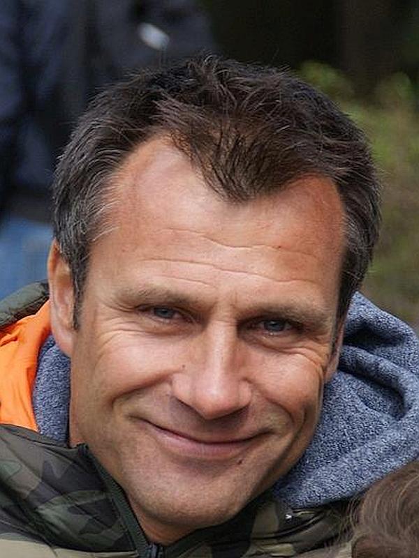 Bernd Haaksman, teamlid Roparun Team Climax Ede (Team 211)