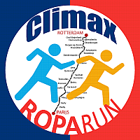 Roparun Team Climax Ede Retina Logo
