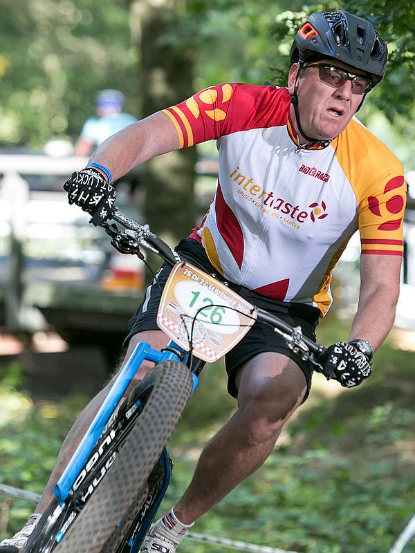 Jan Mesman mountainbike Gulberg