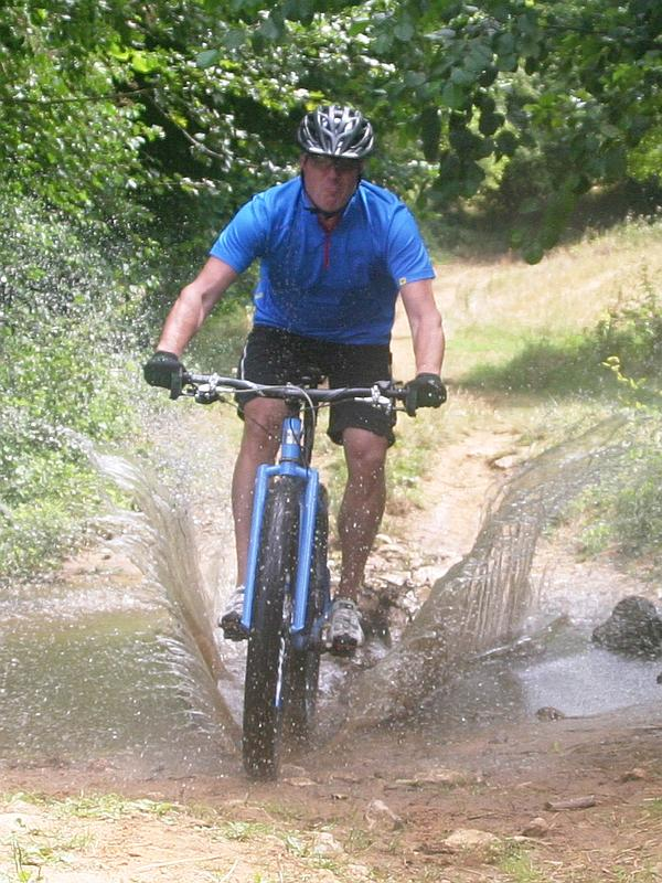Jan Mesman mountainbike