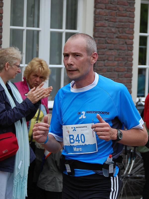 Marc Reesink marathon Amersfoort