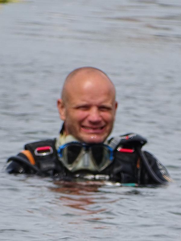 Jacob van Velsen duiken