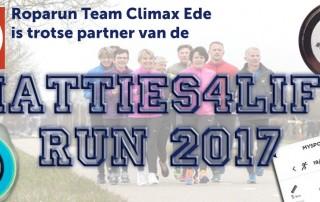 Matties4Life Run in samenwerking met Roparun Team Climax Ede