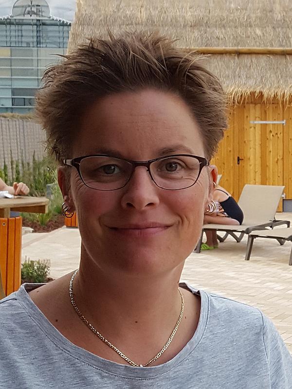 Yvette van Minderhout