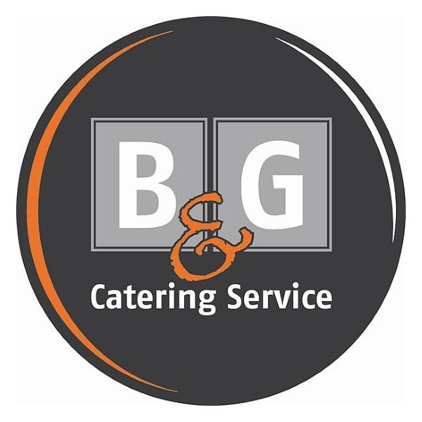 Logo B&G catering service