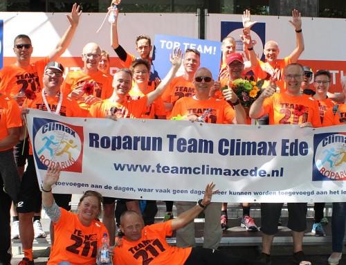 Roparun 2017: opnieuw een geweldige ervaring