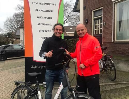 Roparun 2020 op fietsen van Maxstein