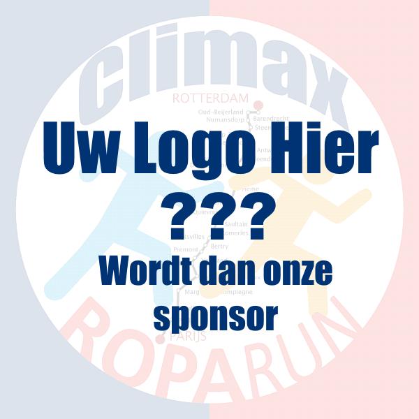 Wordt sponsor van Roparun Team Climax Ede